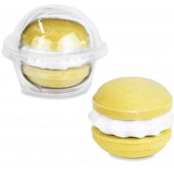 Bath bomb Macaron, Zucchero & Limone - Mami Milano