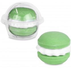 Bath bomb Macaron, Te Verde - Mami Milano
