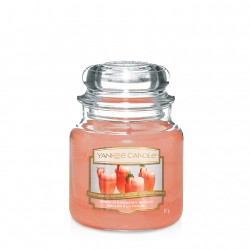 White Strawberry Bellini, Giara Media - Yankee Candle