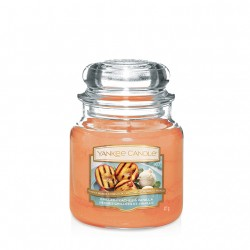 Grilled Peaches Vanilla, Giara Media - Yankee Candle