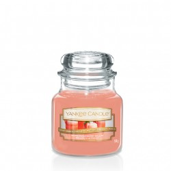 White Strawberry Bellini, Giara Piccola - Yankee Candle