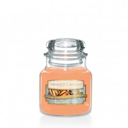 Grilled Peaches Vanilla, Giara Piccola - Yankee Candle