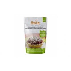 Zucchero decorativo resistente all'umidità 250gr. - Decora