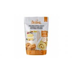 Preparato per dolci in polvere sponge cake 250gr. - Decora