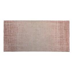 Tappeto rosa Cm. 85x180 - L'oca Nera