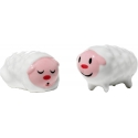 Tiny little sheeps, Set di due statuine - Alessi