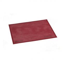 Tappetino microforato per cotture in silicone Cm. 30x38 - Pavoni