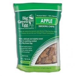 Trucioli di legna per affumicare, Mela - Big Green Egg