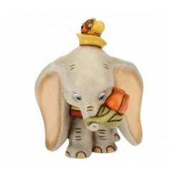 Dumbo con tulipano Cm. 10 - Thun