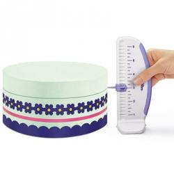 Marcabordi per torte - Wilton