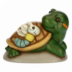Coppia tartaruga e libellula - Thun