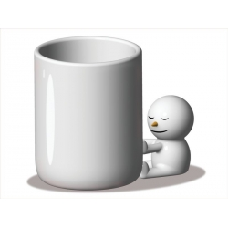 The hug mug, Mug - Alessi