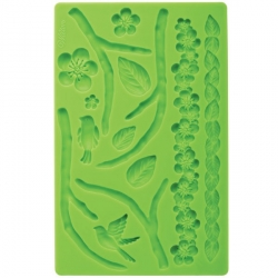Stampo In Silicone Farfalle/Libellule