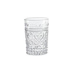 Provenzale, Bicchiere Rock trasparente - Zafferano