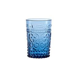 Provenzale, Bicchiere Rock acqua marina - Zafferano