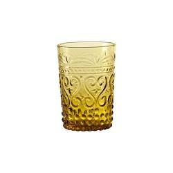 Provenzale, Bicchiere Rock ambra - Zafferano