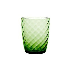 Torson, Bicchiere verde chiaro - Zafferano
