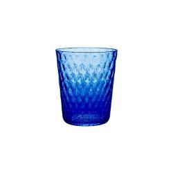 Veneziano, Bicchiere blu - Zafferano