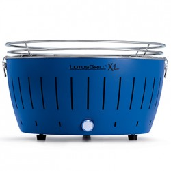 Barbecue a carbone XL, blu - Lotus Grill