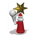 With a little help, Decorazione natalizia - Alessi