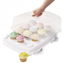 Porta muffin & torte cm. 35x25