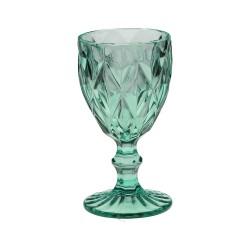 Turquoise diamond, Calice 250 Cc., Cm. 8, h. 16 Cm. - Rose & Tulipani