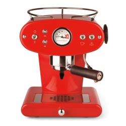 Macchina da caffè X1 macinato illy, Rosso