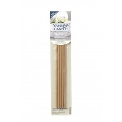 Ricarica per profumatore a bastoncini profumati, Fluffy Towels - Yankee Candle