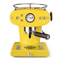 Macchina da caffè X1 macinato illy, Giallo