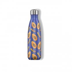 Bottiglia termica Ml. 500, Icons - Papaia - Chilly's
