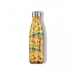 Bottiglia termica Ml. 500, Tropical Giraffa - Chilly's