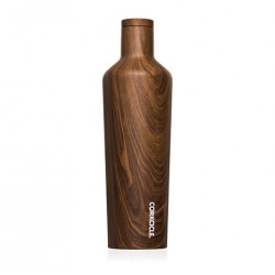 Canteen, Borraccia Termica Ml. 740, Walnut Wood - Corkcicle