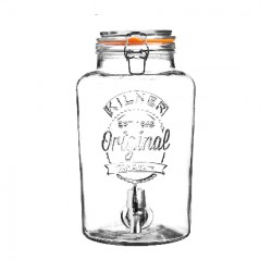 Dispenser drink rotondo Lt. 5 - Kilner
