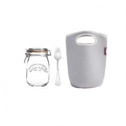 Set barattolo make and take Lt. 1 - Kilner