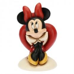 Minnie con cuore Cm. 20 - Thun