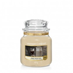Sweet Maple Chai, Giara Media - Yankee Candle