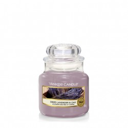 Dried Lavender & Oak, Giara Piccola - Yankee Candle