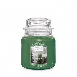 Evergreen Mist, Giara Media - Yankee Candle