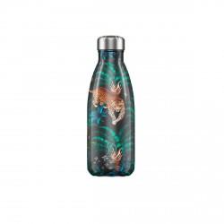 Bottiglia termica Ml. 260, Leopardo - Limone - Chilly's