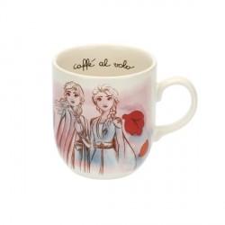 Mug Frozen Elsa E Anna - Thun