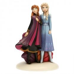 Frozen coppia grande sorelle - Thun