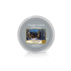 Candelit Cabin, Ricarica MeltCup per profumatore elettrico Scenterpiece - Yankee Candle