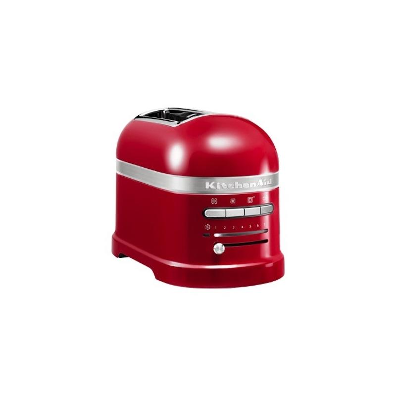 Tostapane KitchenAid Artisan, Rosso 2 scomparti   Idea Regalo Design