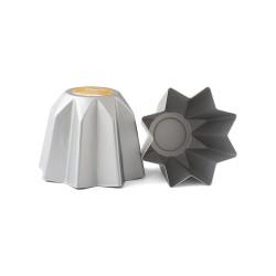 Stampo pandoro in alluminio anodizzato Kr. 1 - Decora