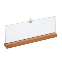 Portafoto in legno - Alessi