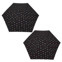 Ombrello Pois Nuage, Set 2 colori, small - Smati
