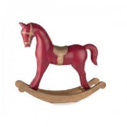 Cavallo a dondolo, Cavallo a dondolo grande - L'oca Nera