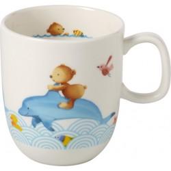 Happy Bear Bicchiere con 1manico bambini - Villeroy & Boch