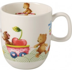 Hungry Bear Bicchiere 1 manico bambini - Villeroy & Boch