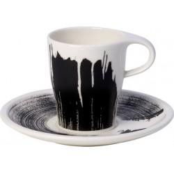 Coffee Passion Awake Espr. Dopp conpiatt 2pz - Villeroy & Boch
